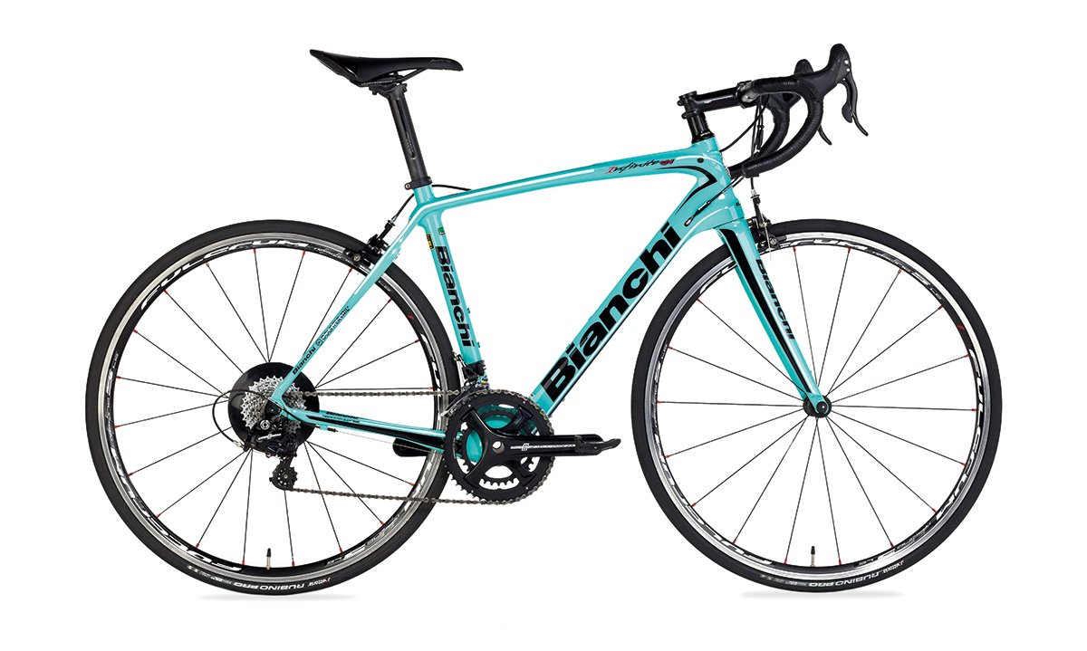 bianchi infinito cv review cyclist