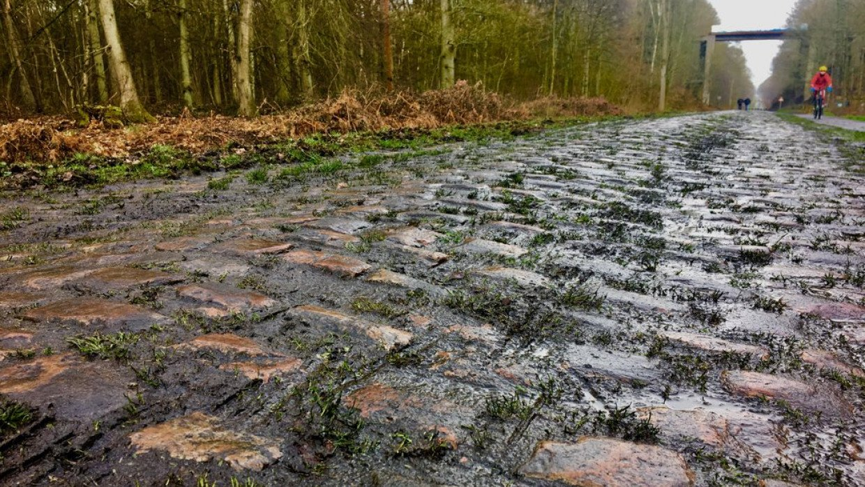 Veranda's Willems rider Michael Goolaerts suffers cardiac arrest during Paris-Roubaix
