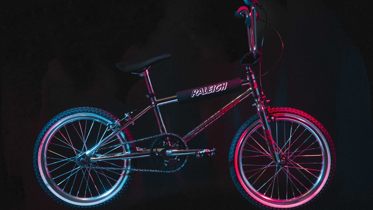 Raleigh Releases Special Edition Burner Bmx And Super Cool