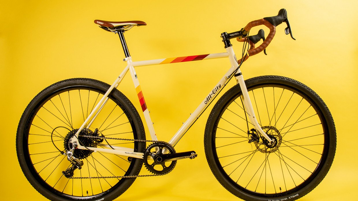 All City Space Horse Touring Bike Review Cyclist