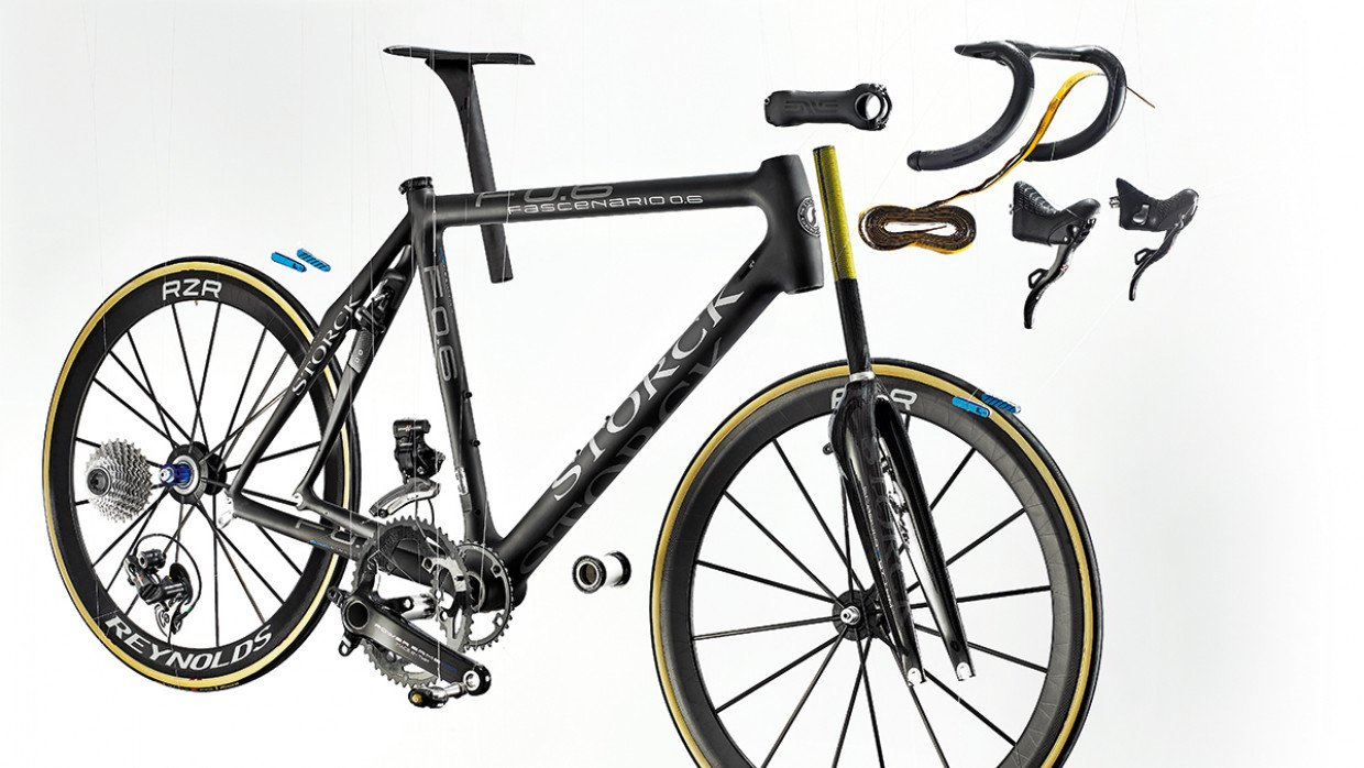 Building the world\'s most expensive bike | Cyclist