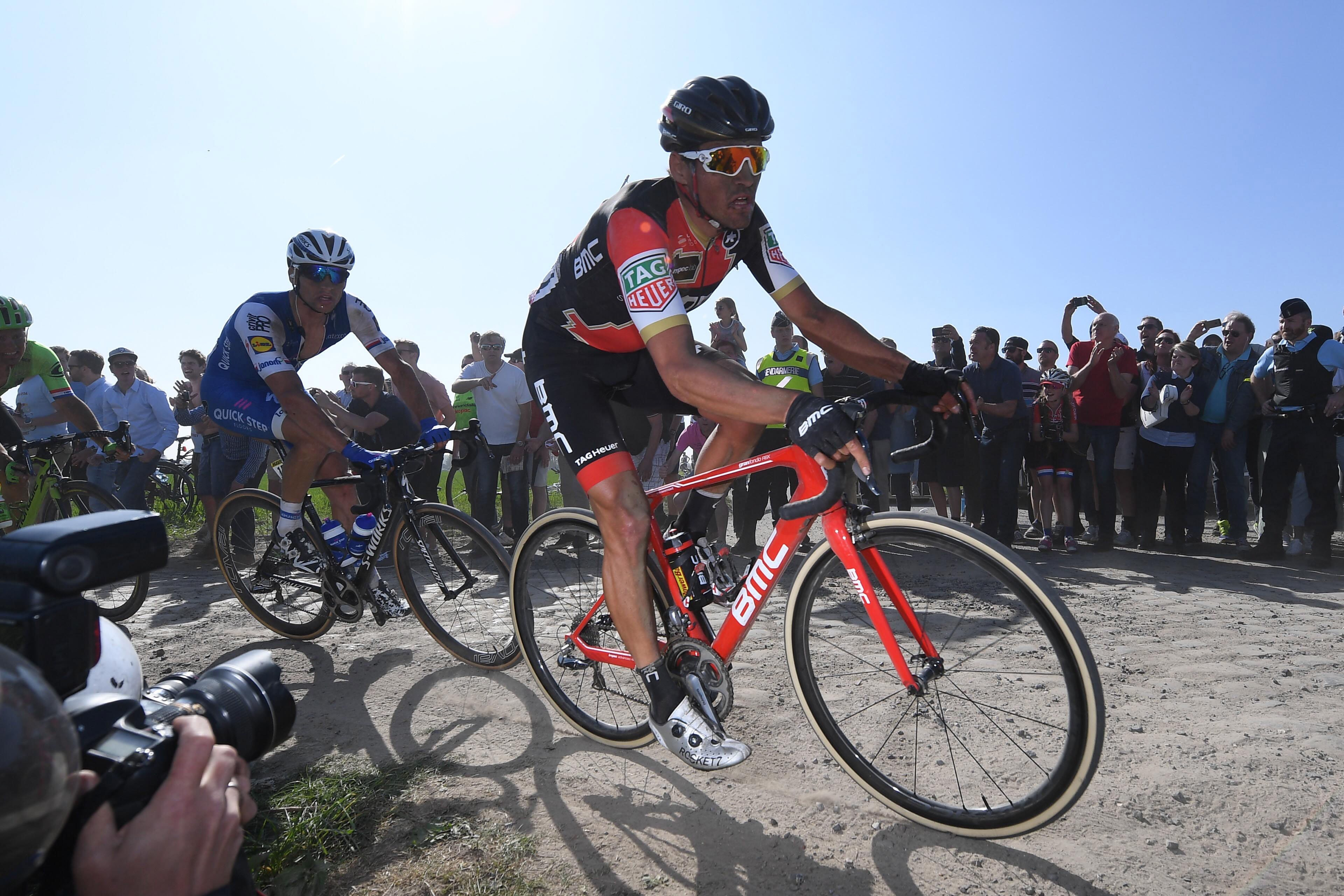 Ride like the pros  Greg van Avermaet  b001c37ed
