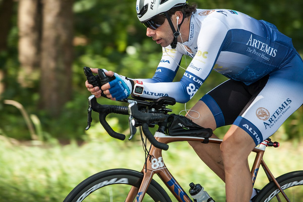 Around The World In 80 Days With Mark Beaumont Cyclist