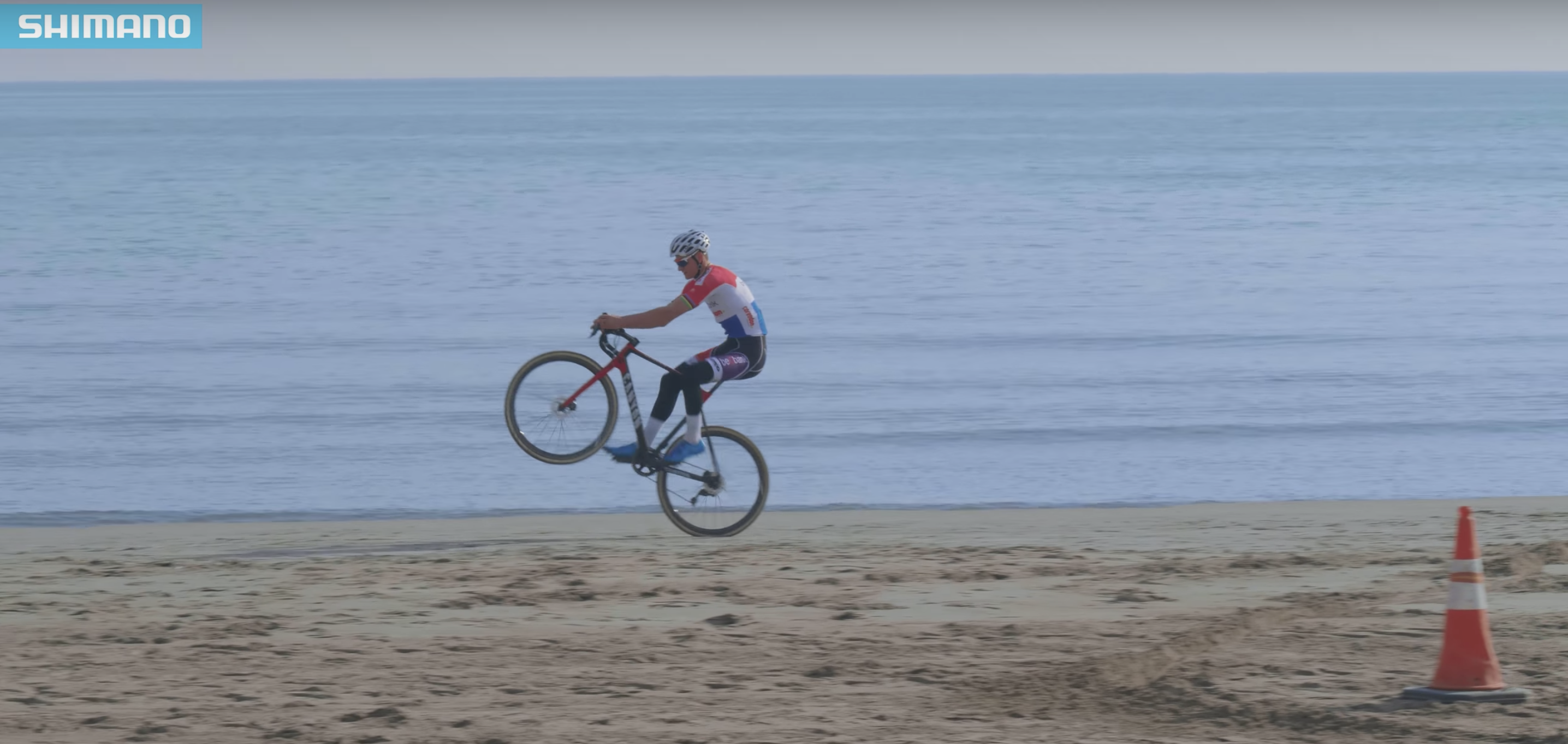 Watch: Mathieu Van Der Poel discusses his new Canyon Inflite