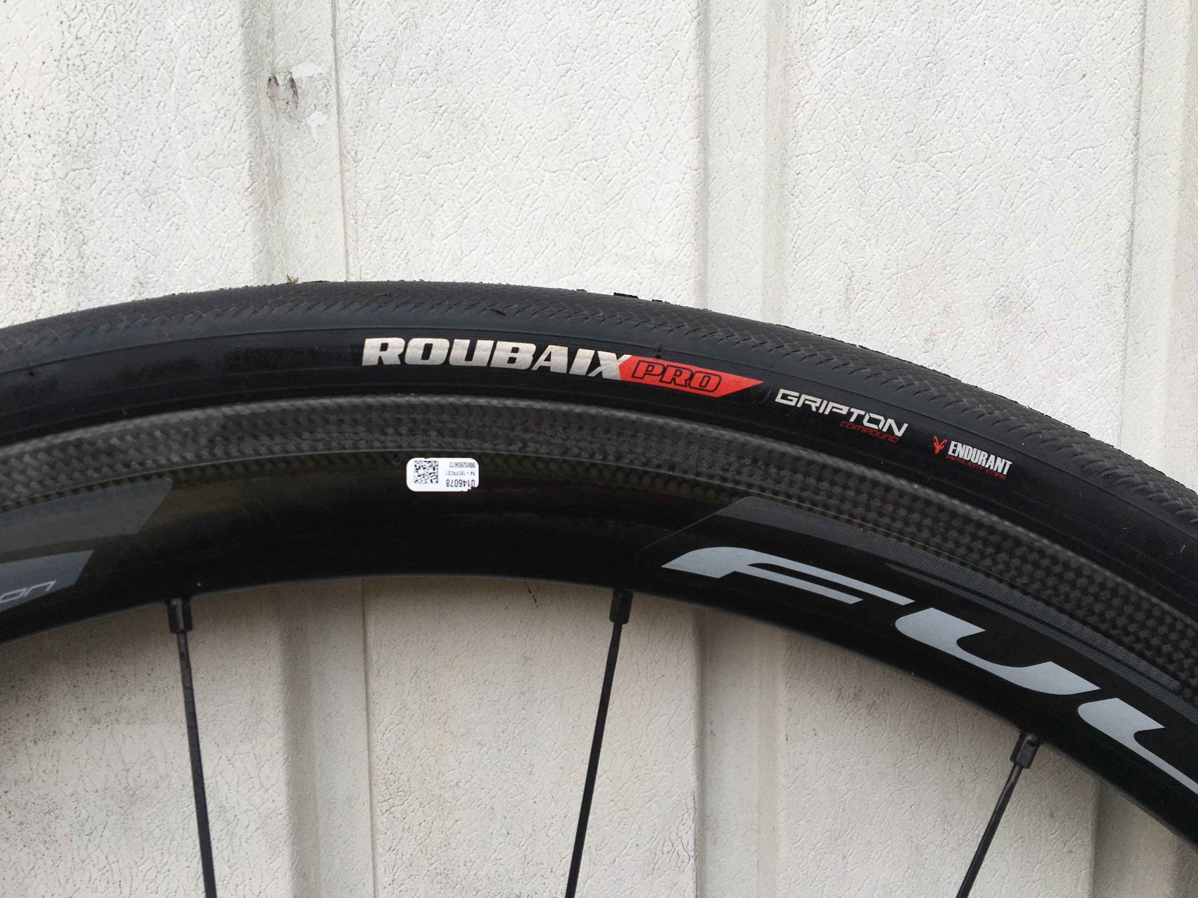 Specialized Roubaix Pro tyre review