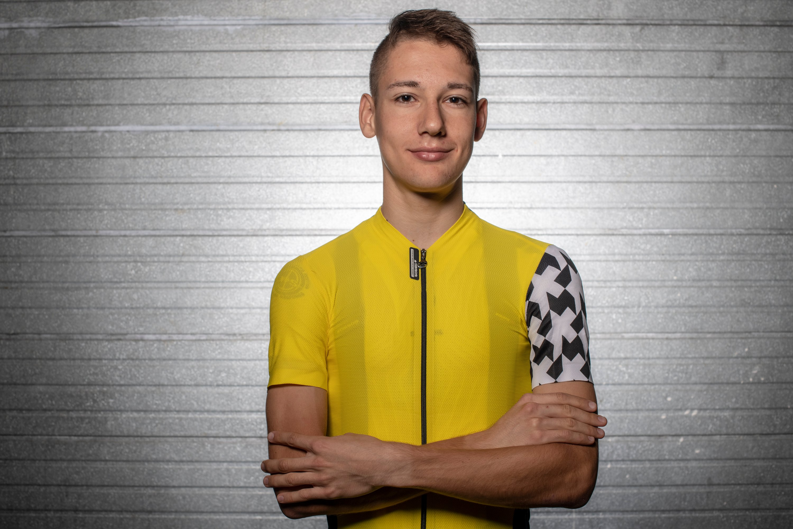 Lavrič wins Zwift Academy and Dimension Data pro contract   Cyclist