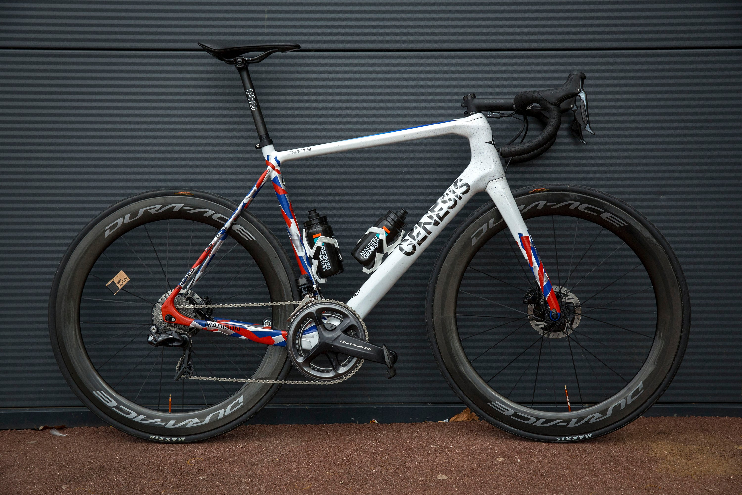 National Champion Connor Swift Gets A Special New Bike For