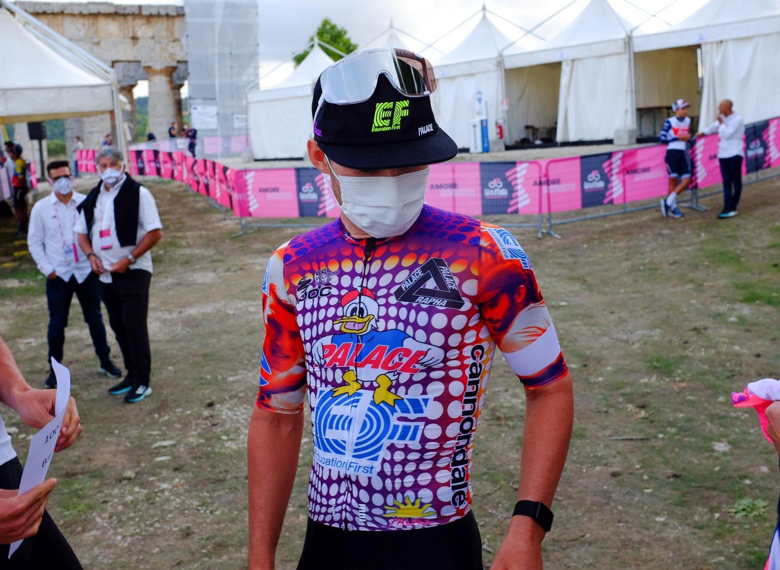 The Education First Rapha x Palace kit goes on sale, with a twist ...