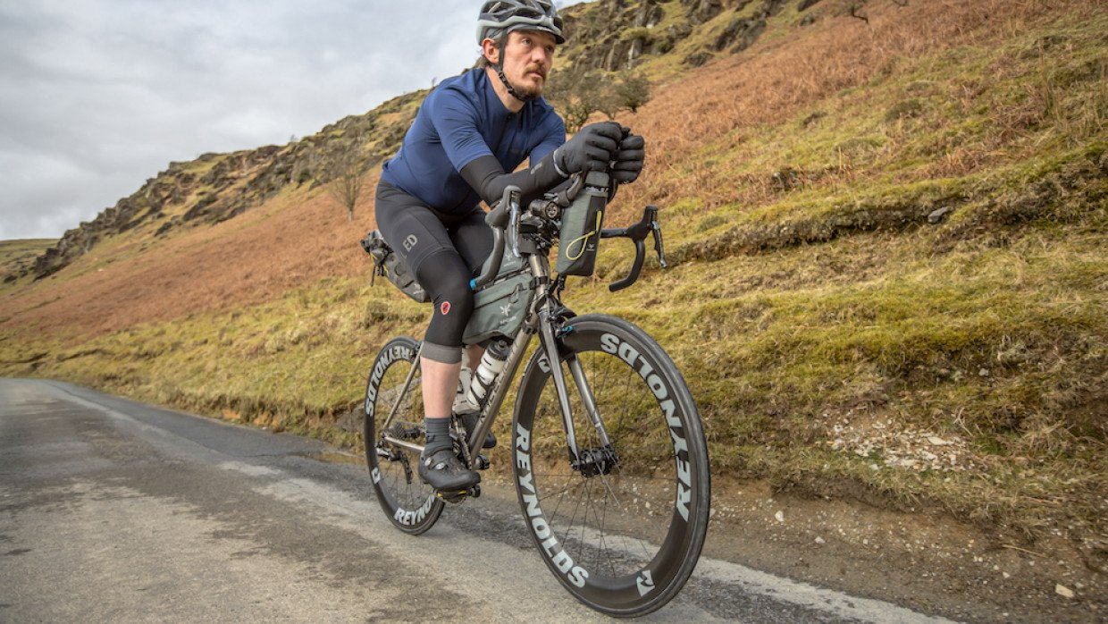 3b48812c6 Ultra-endurance rider Mike Hall set to target the Indian Pacific Wheel Race