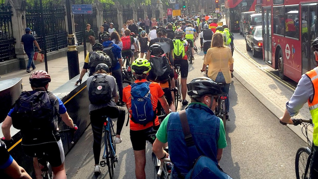 Active travel charities slam missed opportunity for funding
