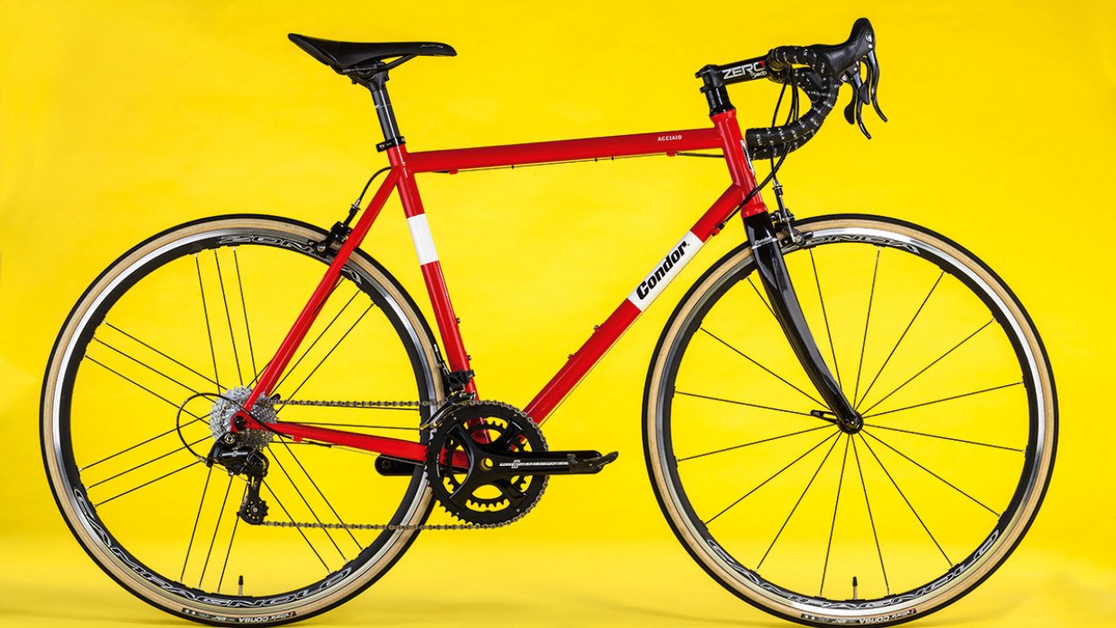 Steel bikes: Condor Acciaio review | Cyclist