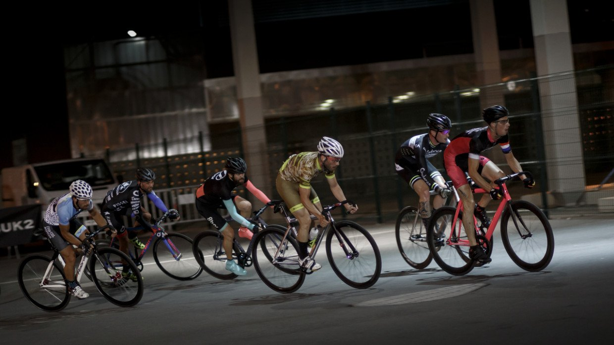 Red Hook Crit comes to London | Cyclist