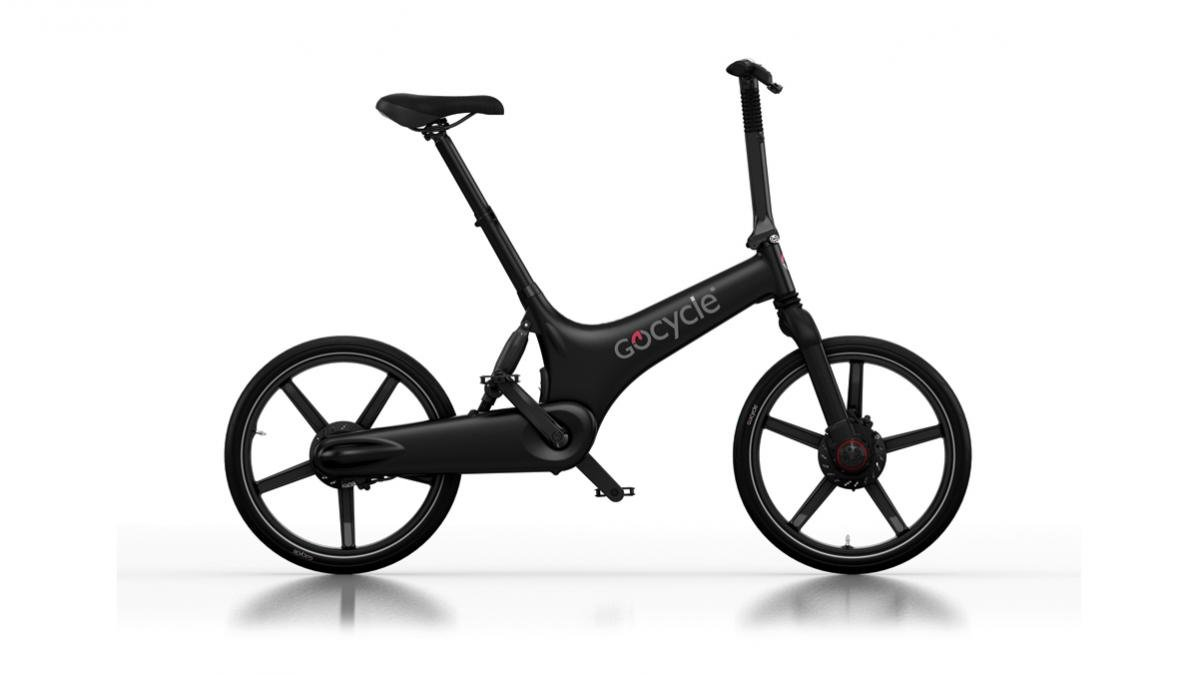 The Compact Electric Bike Go Cycle G3
