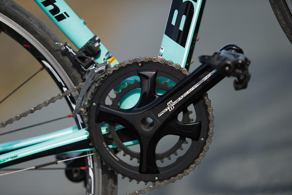 sportive bikes on test head to head  giant vs bianchi vs