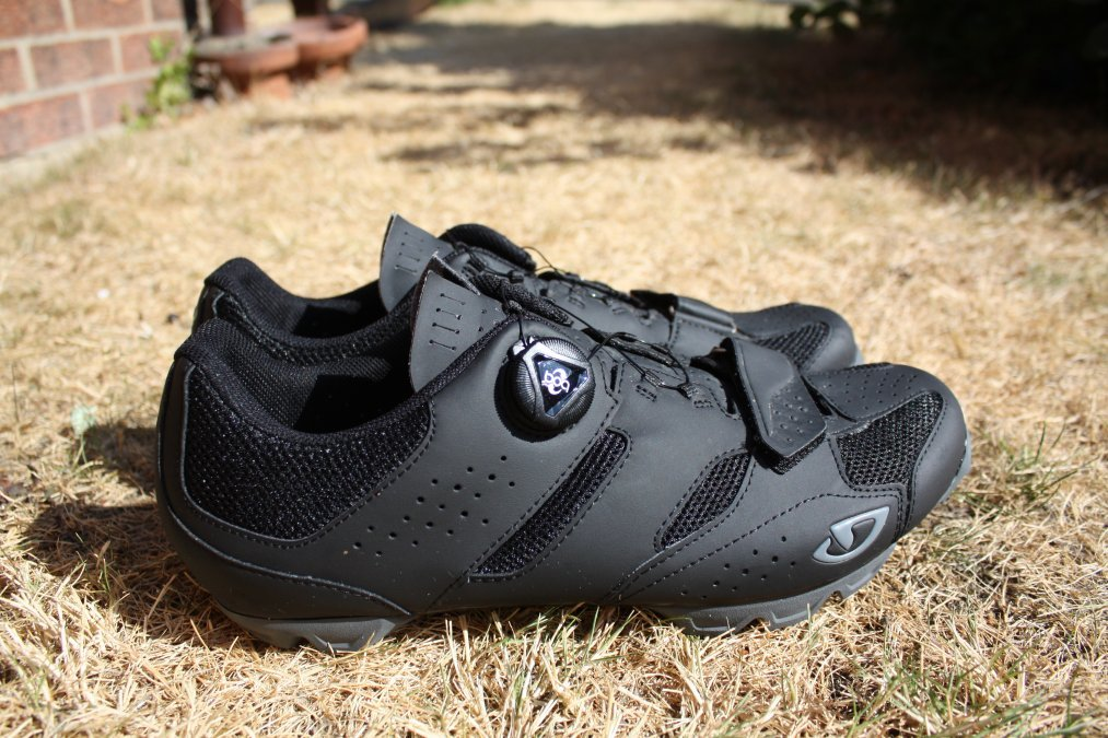 Giro Cylinder cycling shoes review | Cyclist