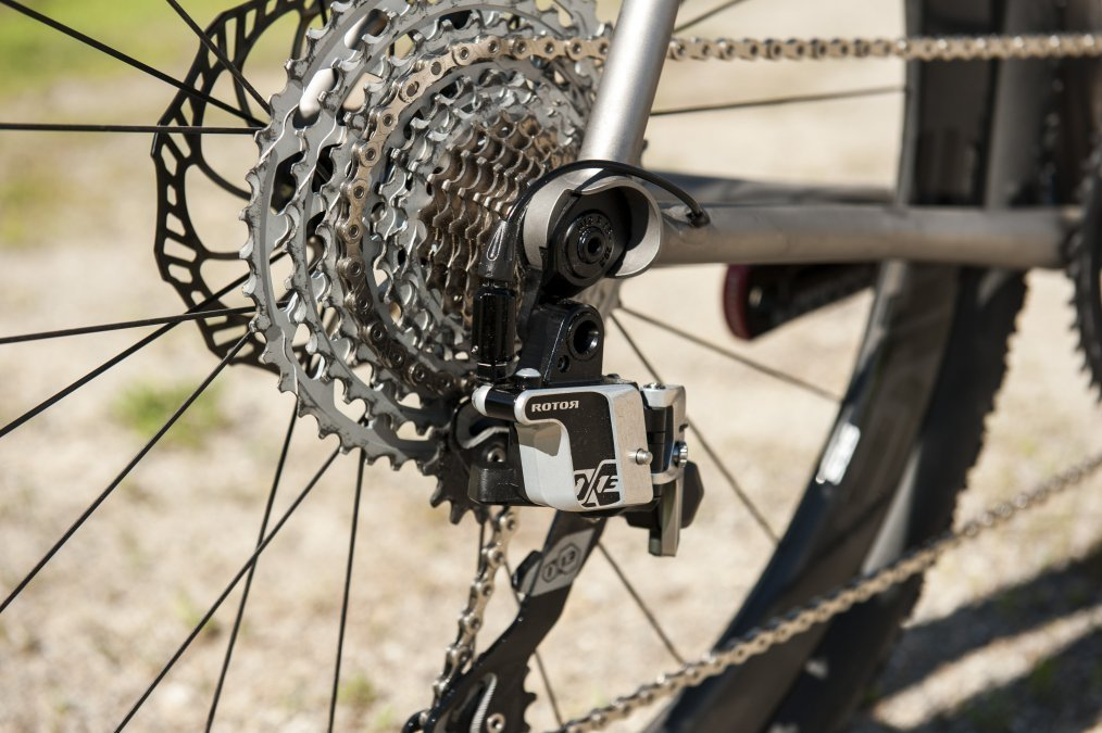 First ride review: Rotor 1x13 hydraulic groupset | Cyclist