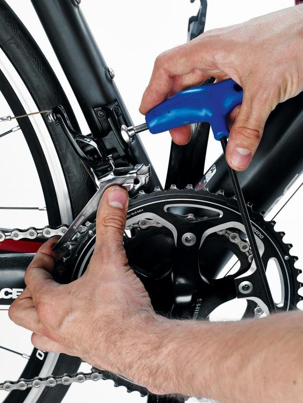 b0f508741e4 Front derailleur adjustment - How to adjust bike gears in six easy ...