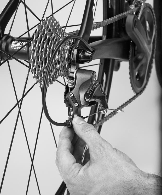 How to adjust a rear derailleur in five easy steps | Cyclist