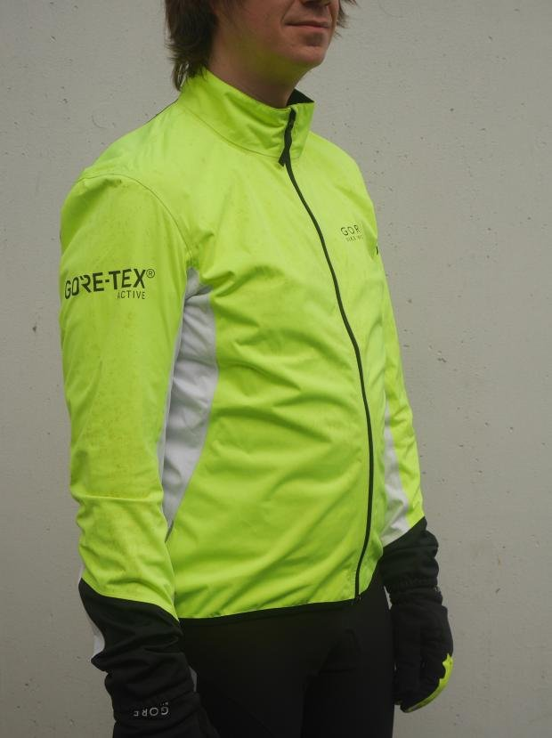 promo codes buy online fashion style Gore Power Gore-Tex Active jacket review | Cyclist