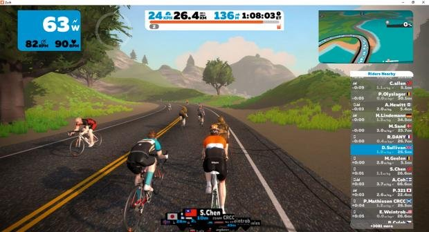 Virtual cycling: Best cycling training apps 2019 compared | Cyclist