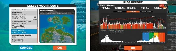 Virtual cycling: Best cycling training apps 2019 compared