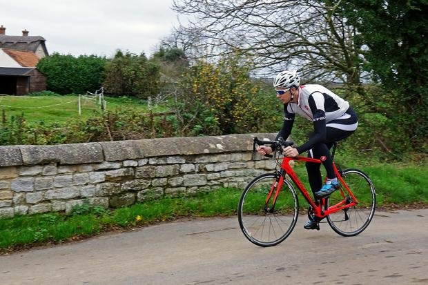 ae79f3c34c8 Cannondale Synapse Carbon 105 review   Cyclist